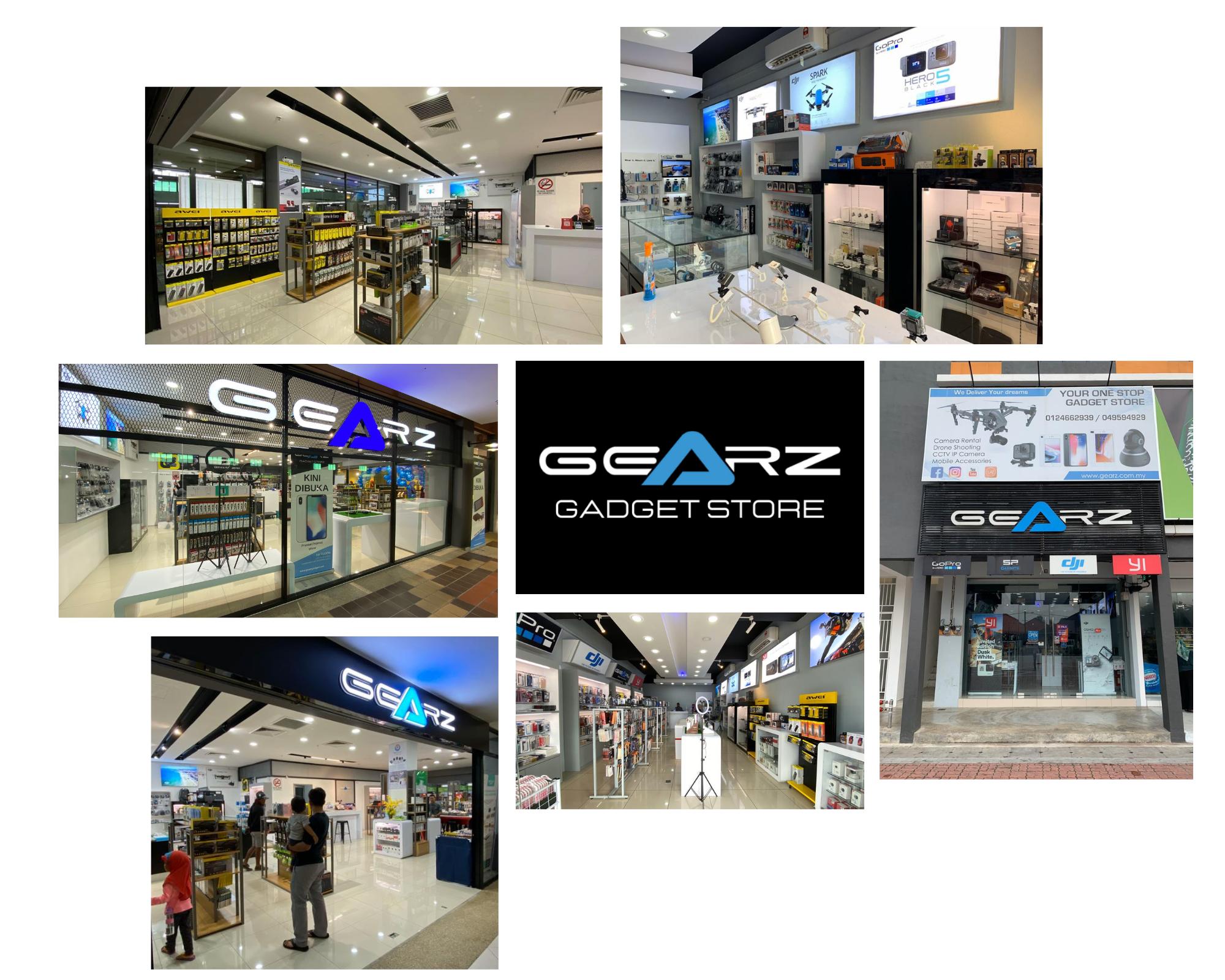 gearz gadget store